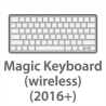 Magic Keyboard (wireless) (2016+)