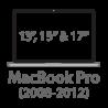 """MacBook Pro – 13″,15"""" & 17"""" – (2008-2012)"""